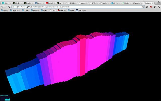 3D Graphics with WebGL and ThreeJS